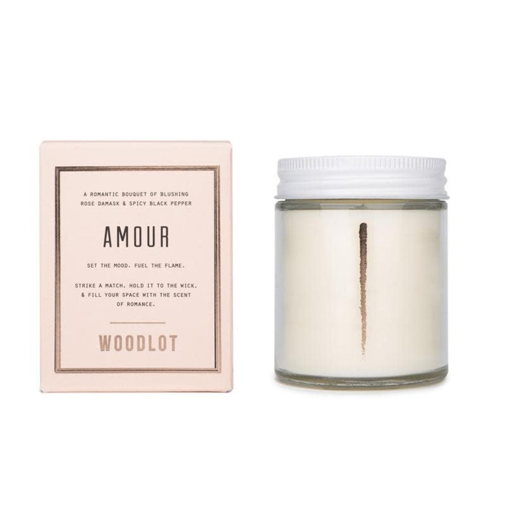 Woodlot Woodlot - bougie amour