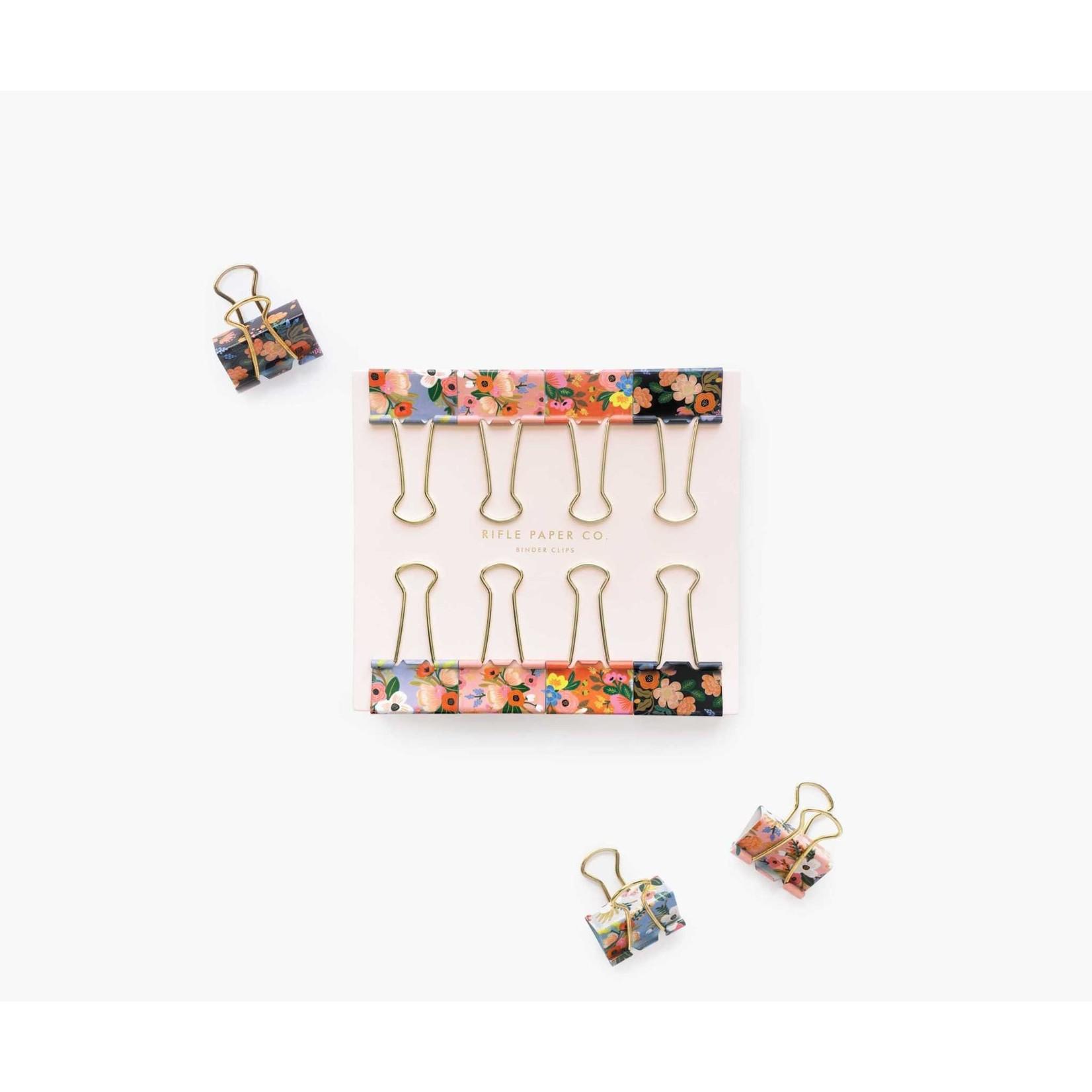 Rifle Paper Co. Pinces relieuses - floral
