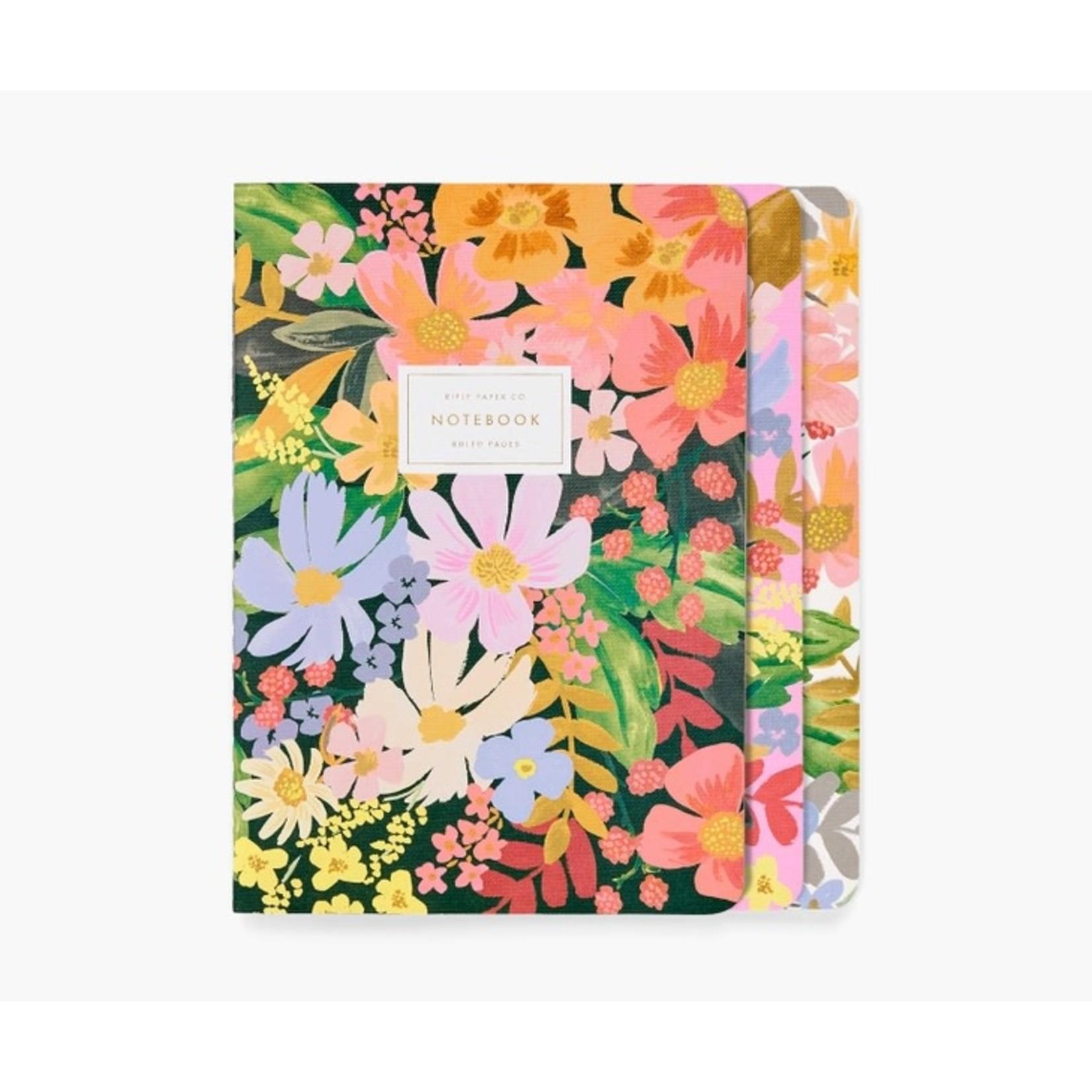 Rifle Paper Co. Cahier de notes assortis - Marguerite