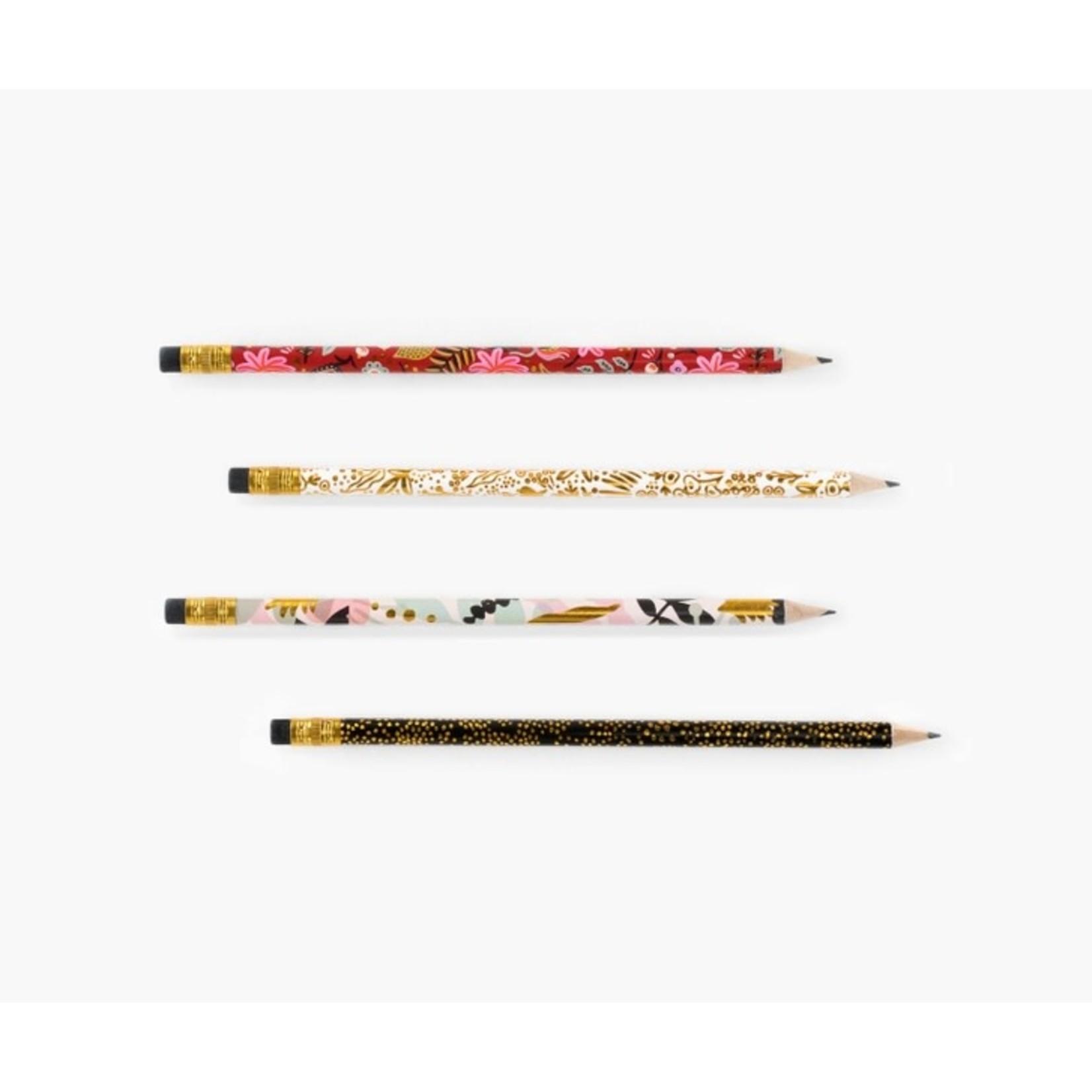 Rifle Paper Co. Ensemble de crayons  - Moderniste