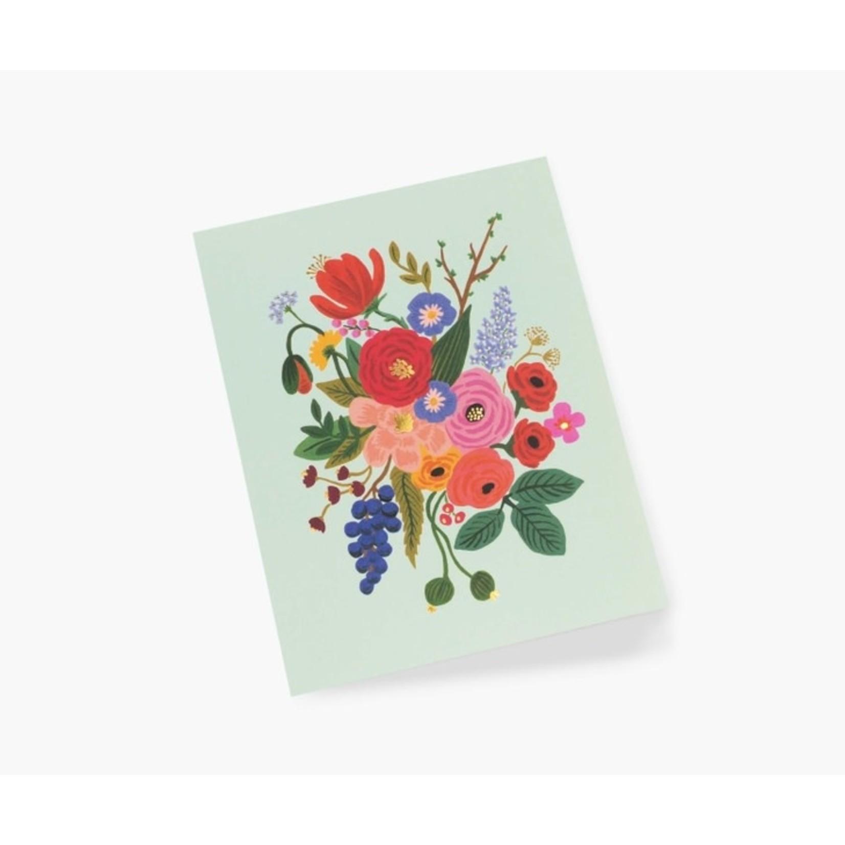Rifle Paper Co. Carte - Garden party mint