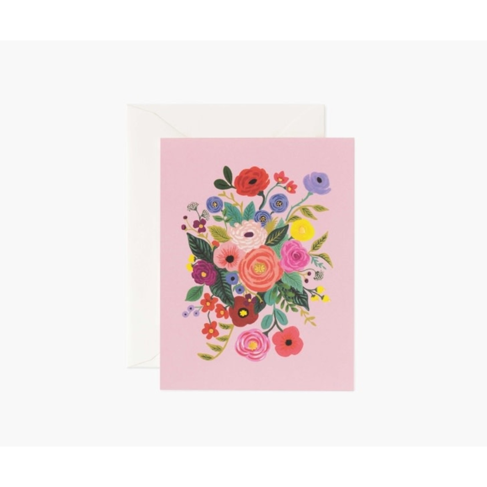 Rifle Paper co. Carte - Garden party rose