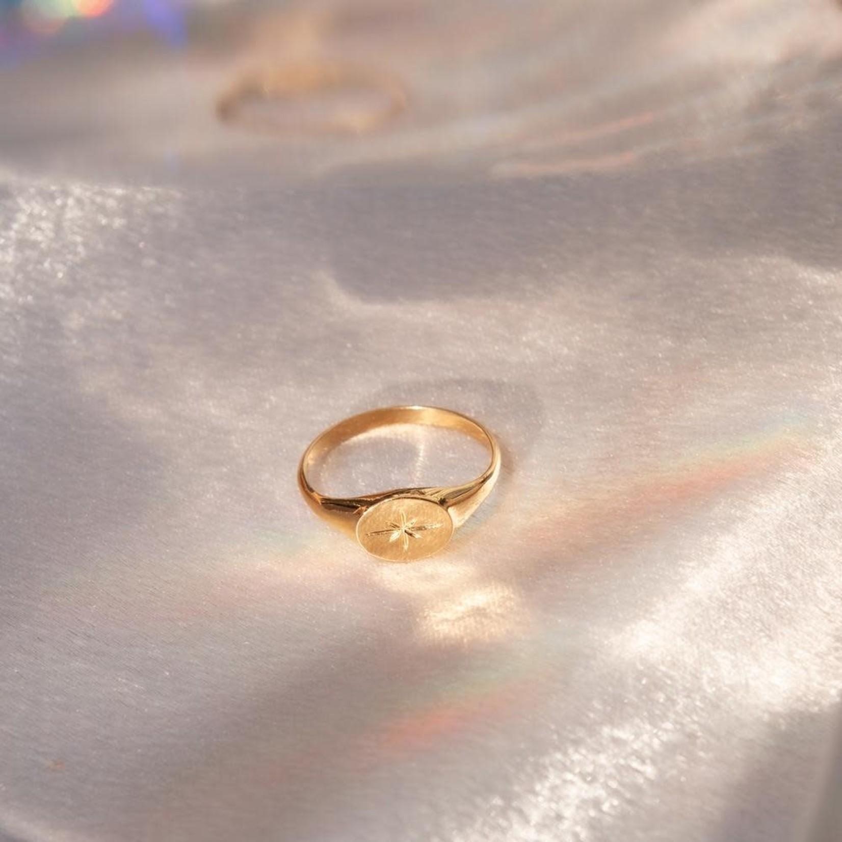 Welldunn jewelry Welldunn bague SIRIUS or