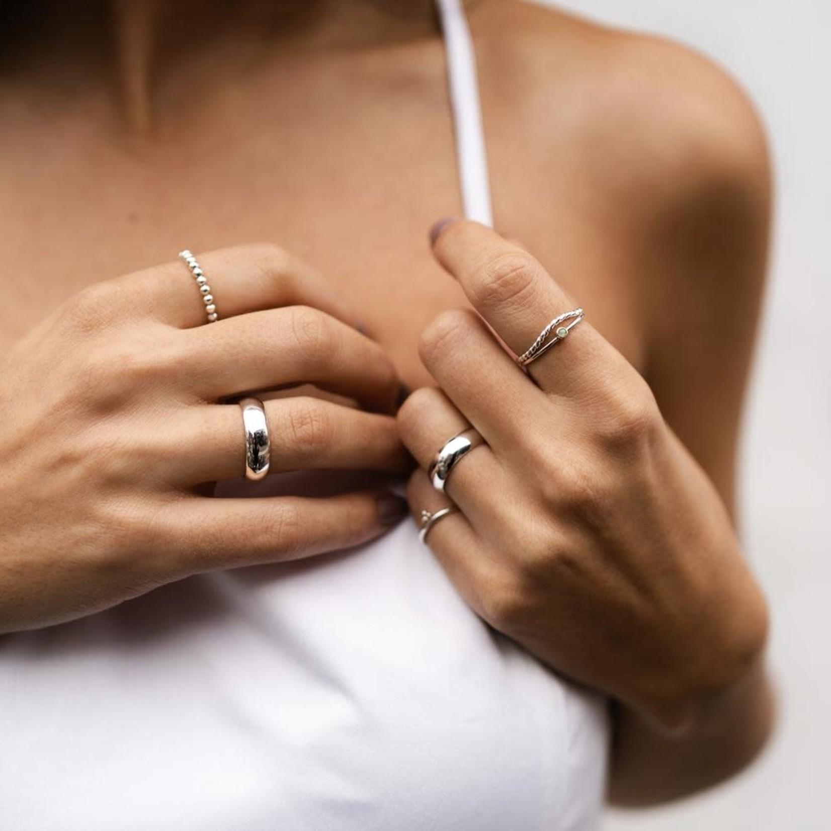 Welldunn jewelry Welldunn PERLOCK argent