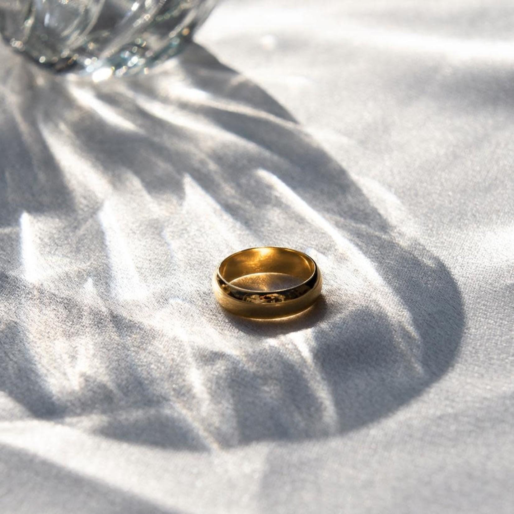 Welldunn jewelry Welldunn bague JORDAN or