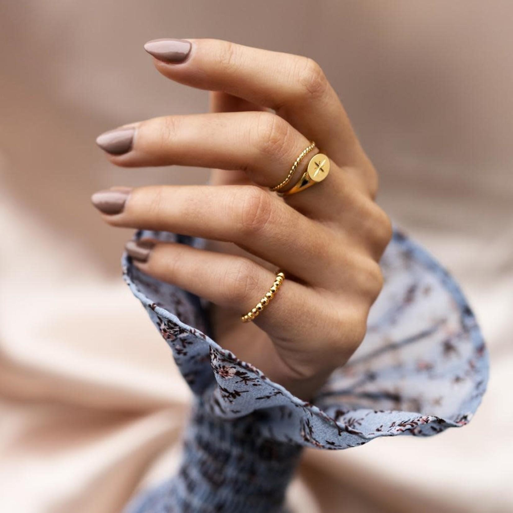 Welldunn jewelry Welldunn bague BABKA or
