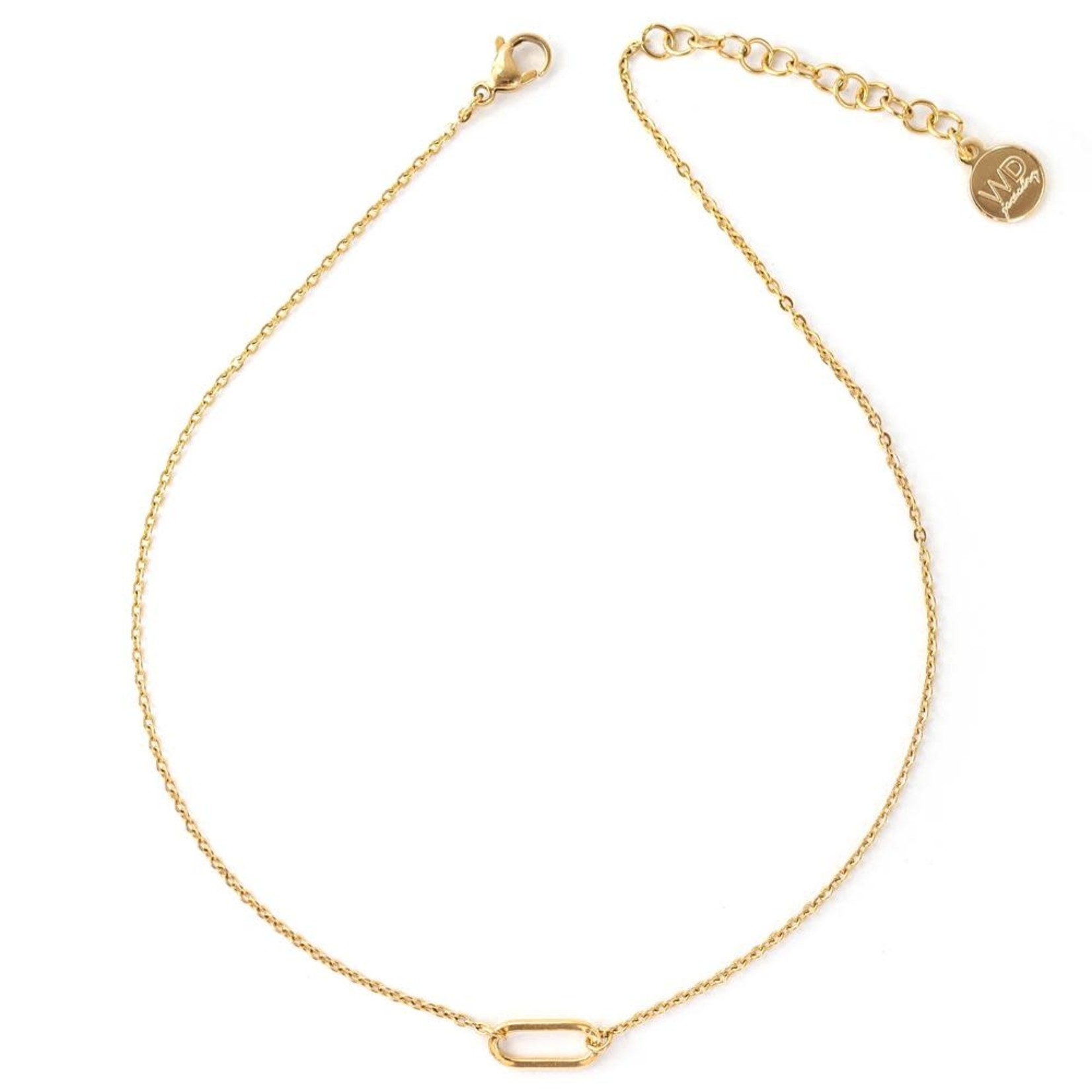 Welldunn jewelry Wellduun collier RANDALL or