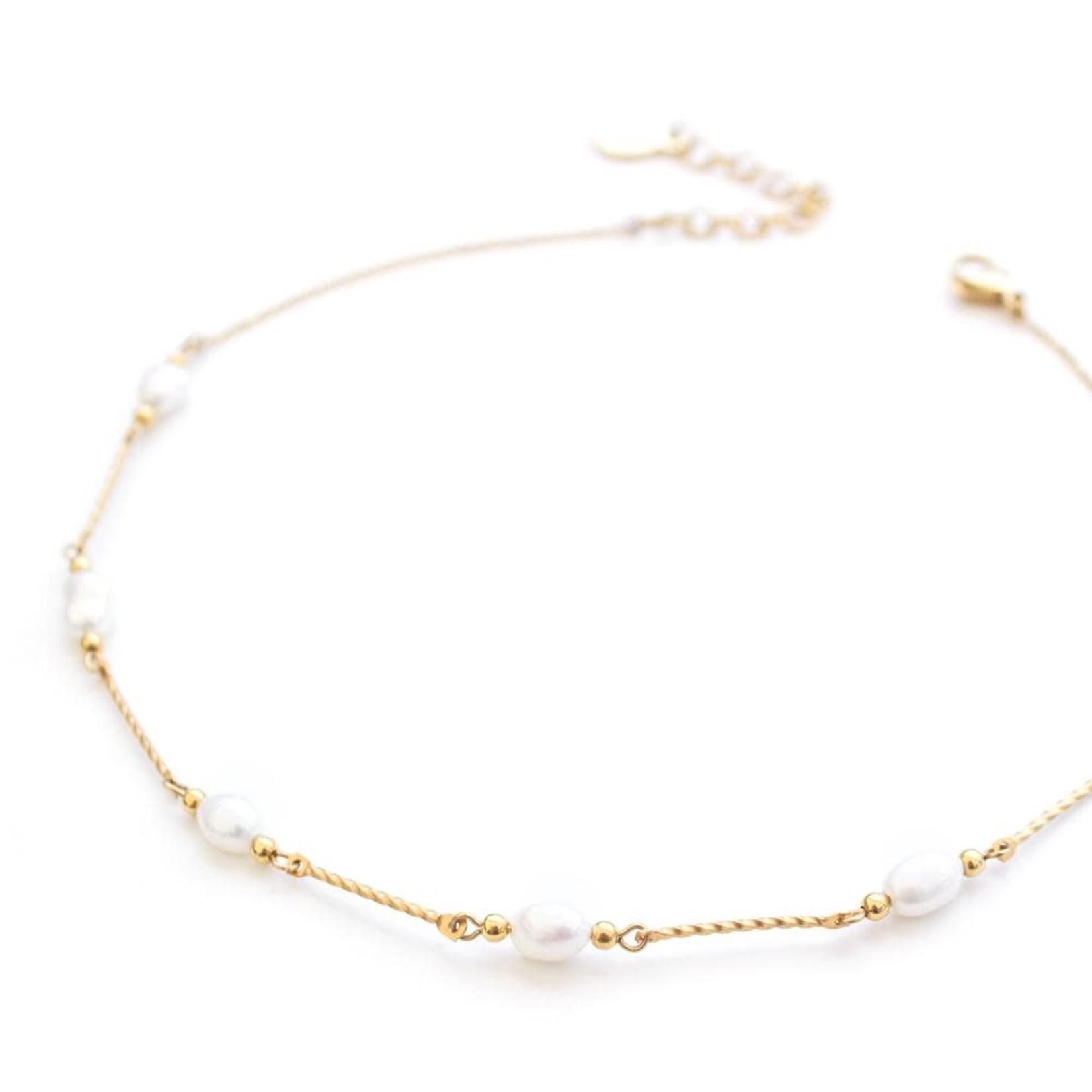Welldunn jewelry Welldunn collier COCO or