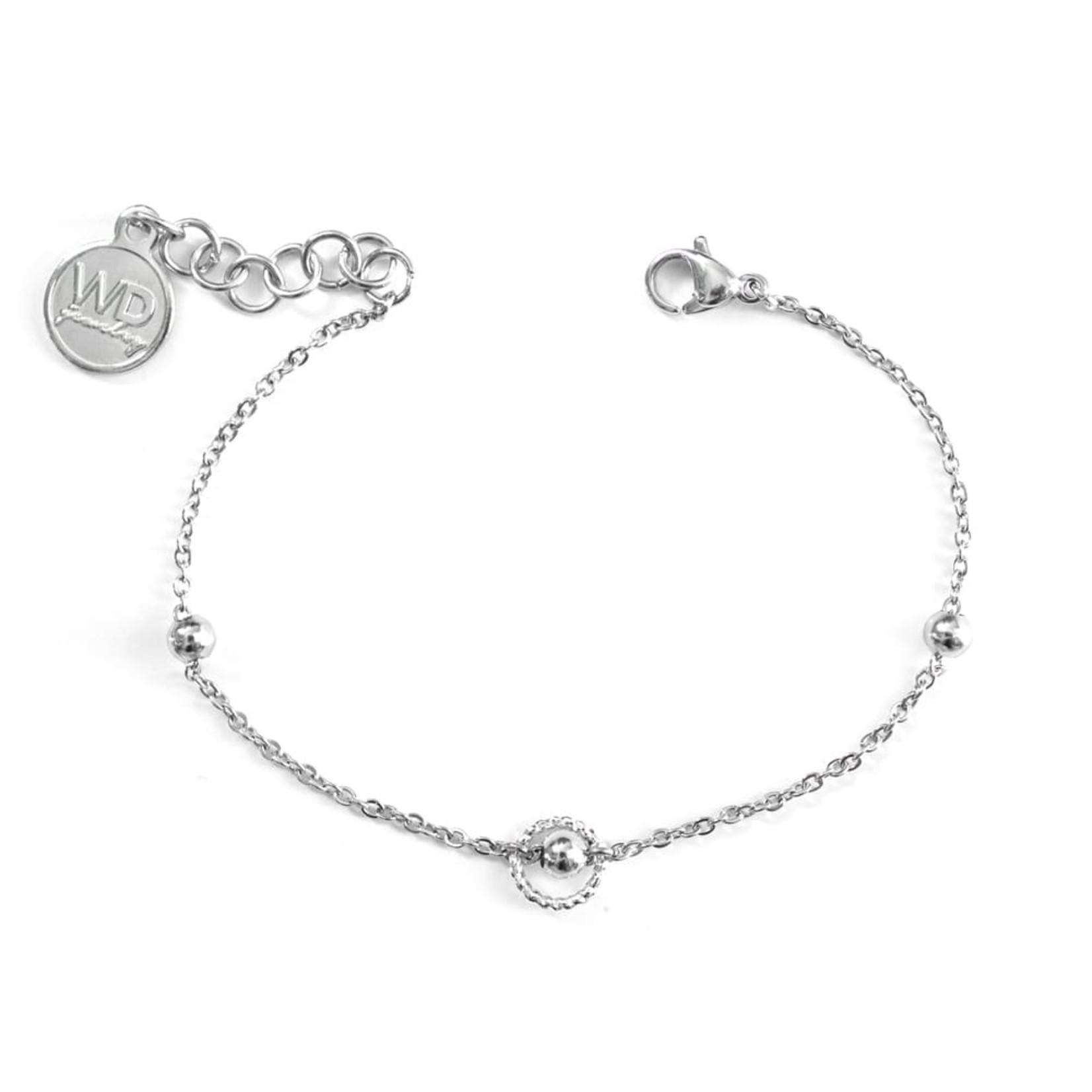Welldunn jewelry Welldunn bracelet ANILLO argent