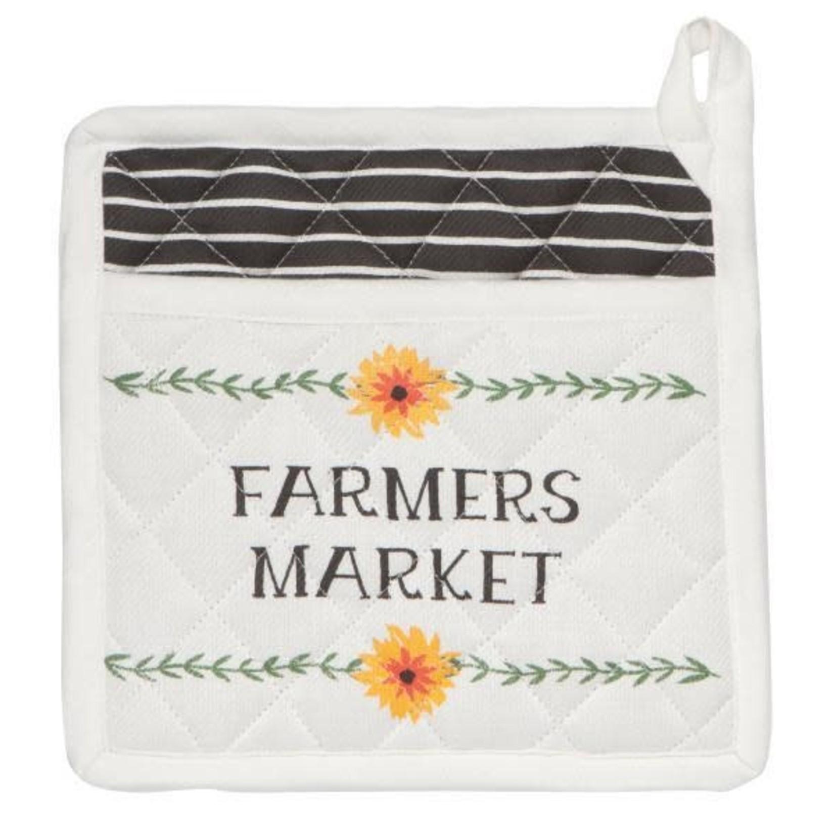 Now Designs Sous-plat - FARMERS MARKET
