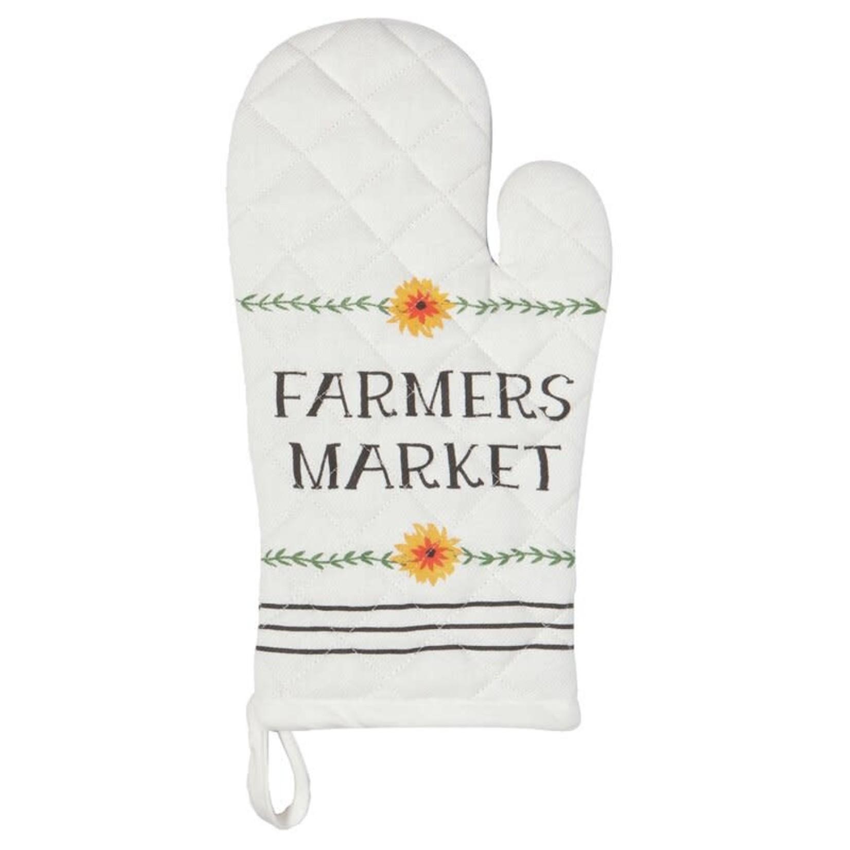 Now Designs Mitaine de four FARMERS MARKET