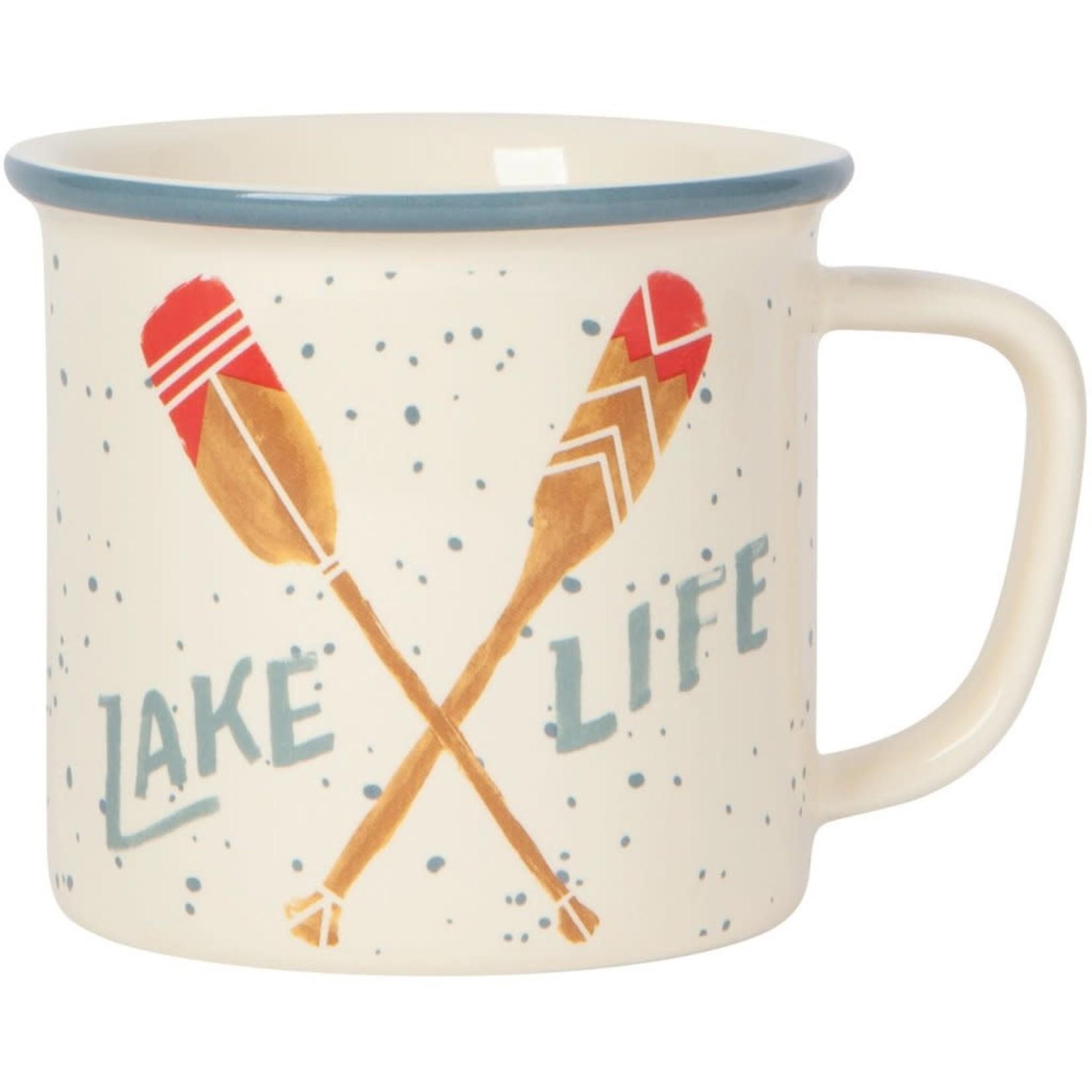 Now Designs Tasse LAKE LIFE