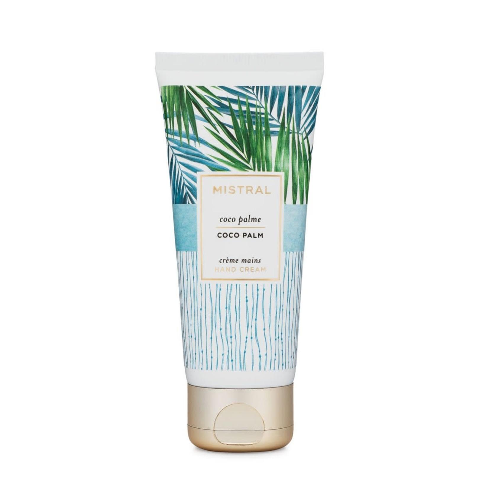 Mistral MISTRAL crème à mains - Coco palme