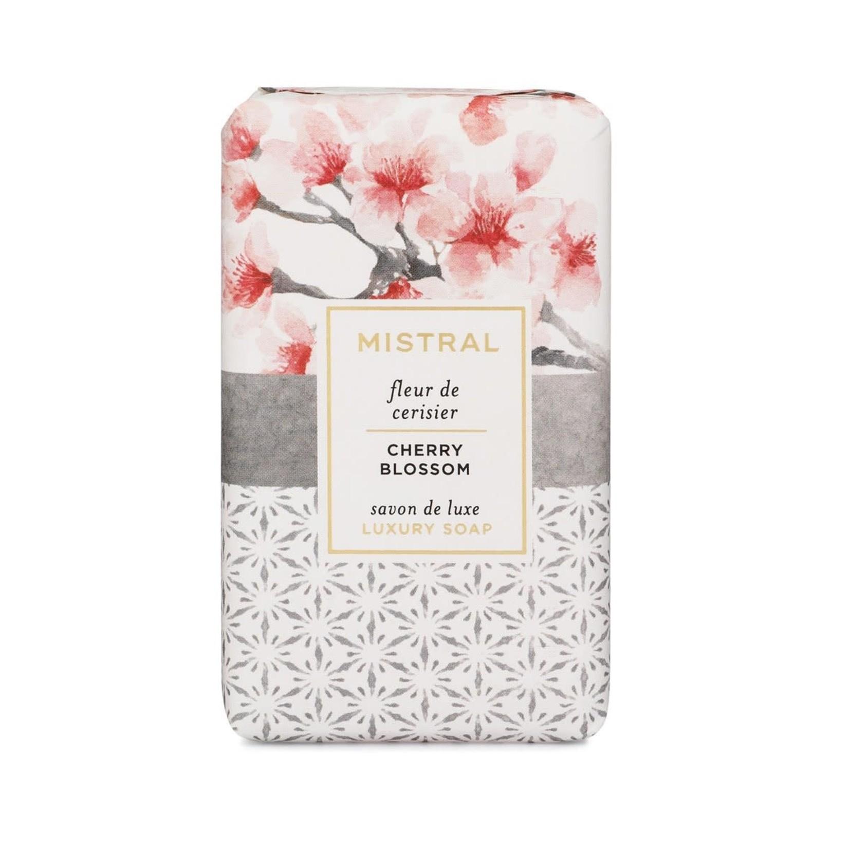 Mistral Savon MISTRAL Fleur de cerisier
