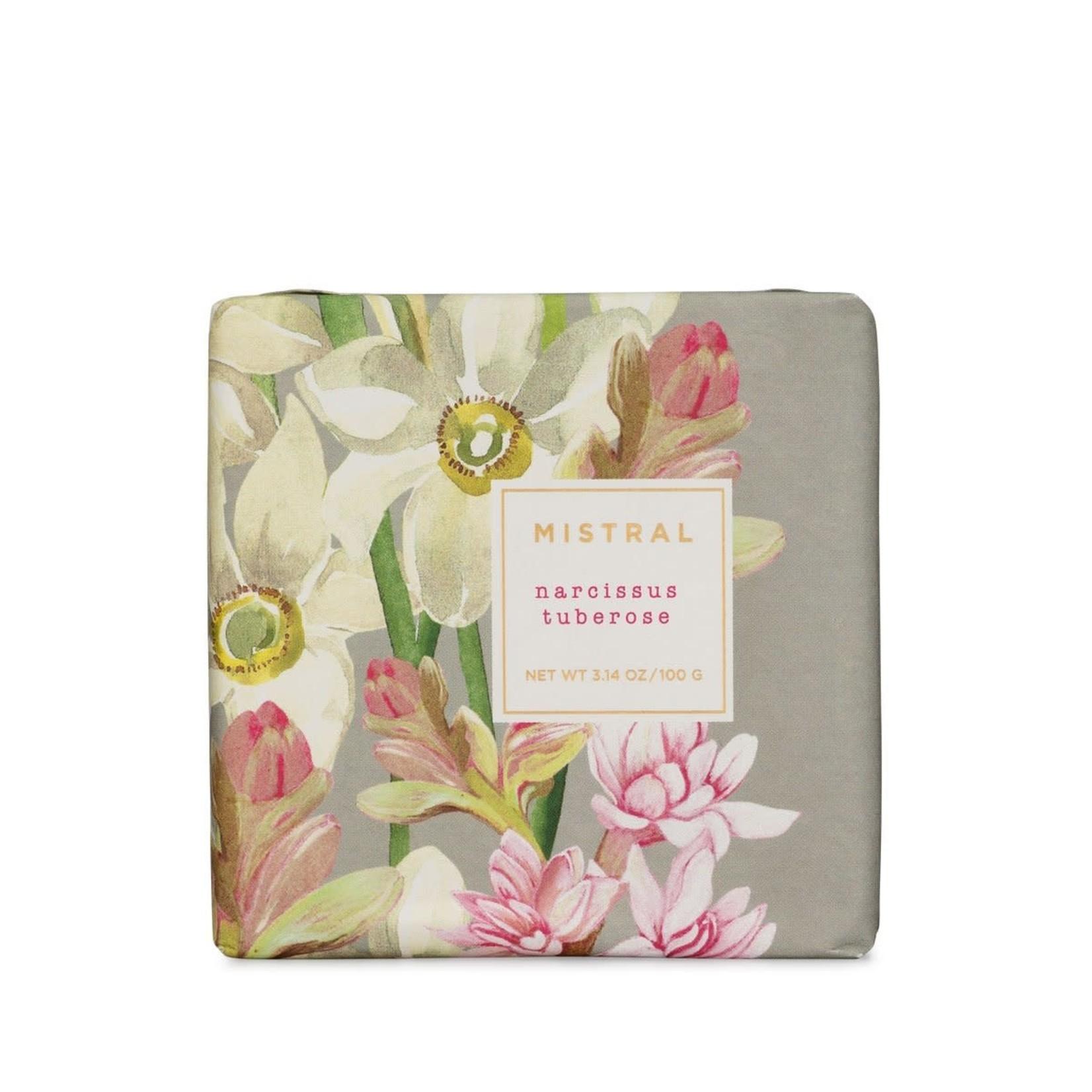 Mistral Savon MISTRAL Narcisses tuberose/ 100 g