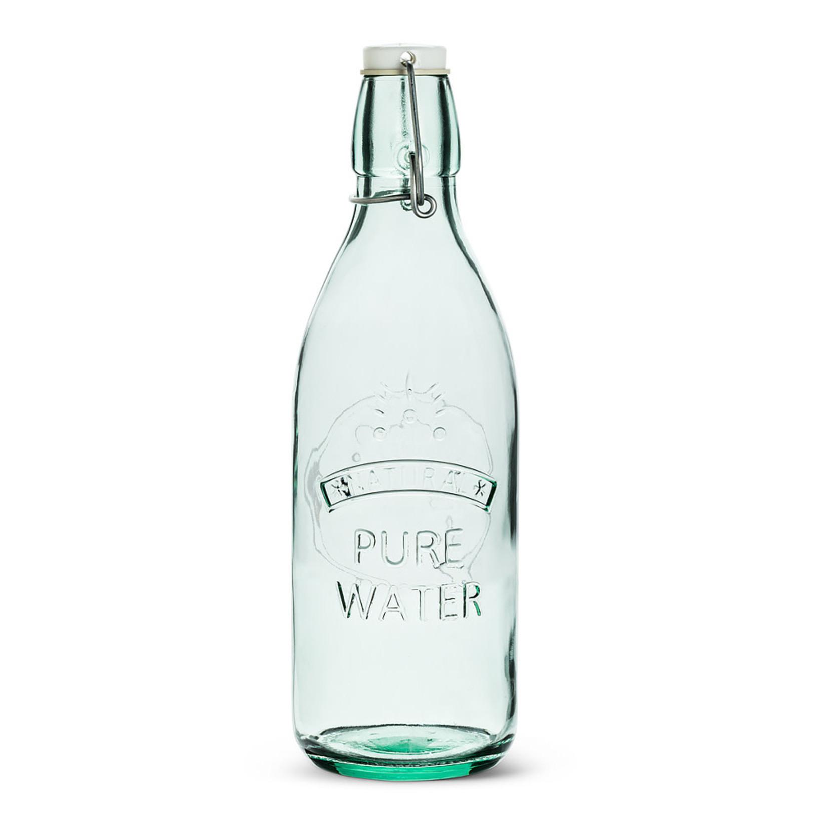 Bouteille en verre PURE WATER