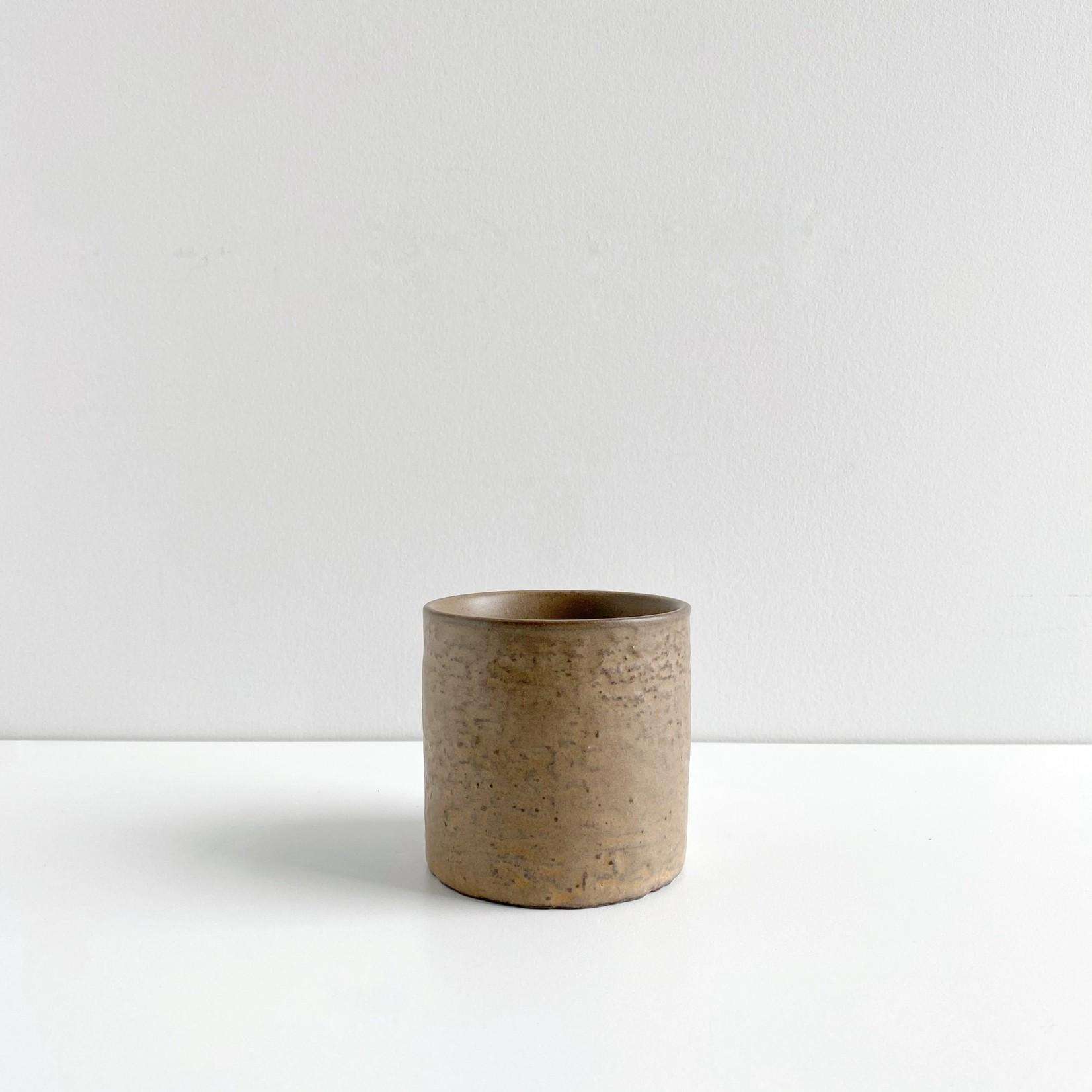Indaba cache-pot ABRICOT S