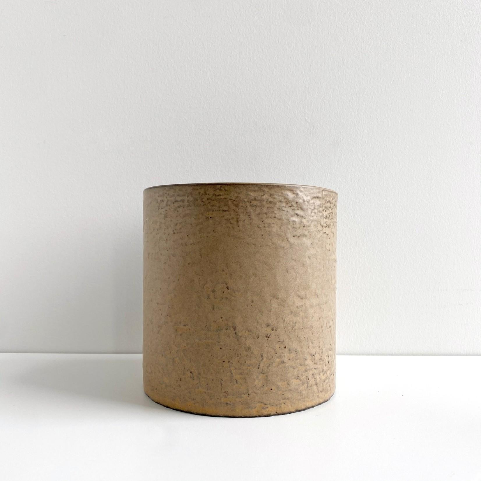 Indaba cache-pot ABRICOT L