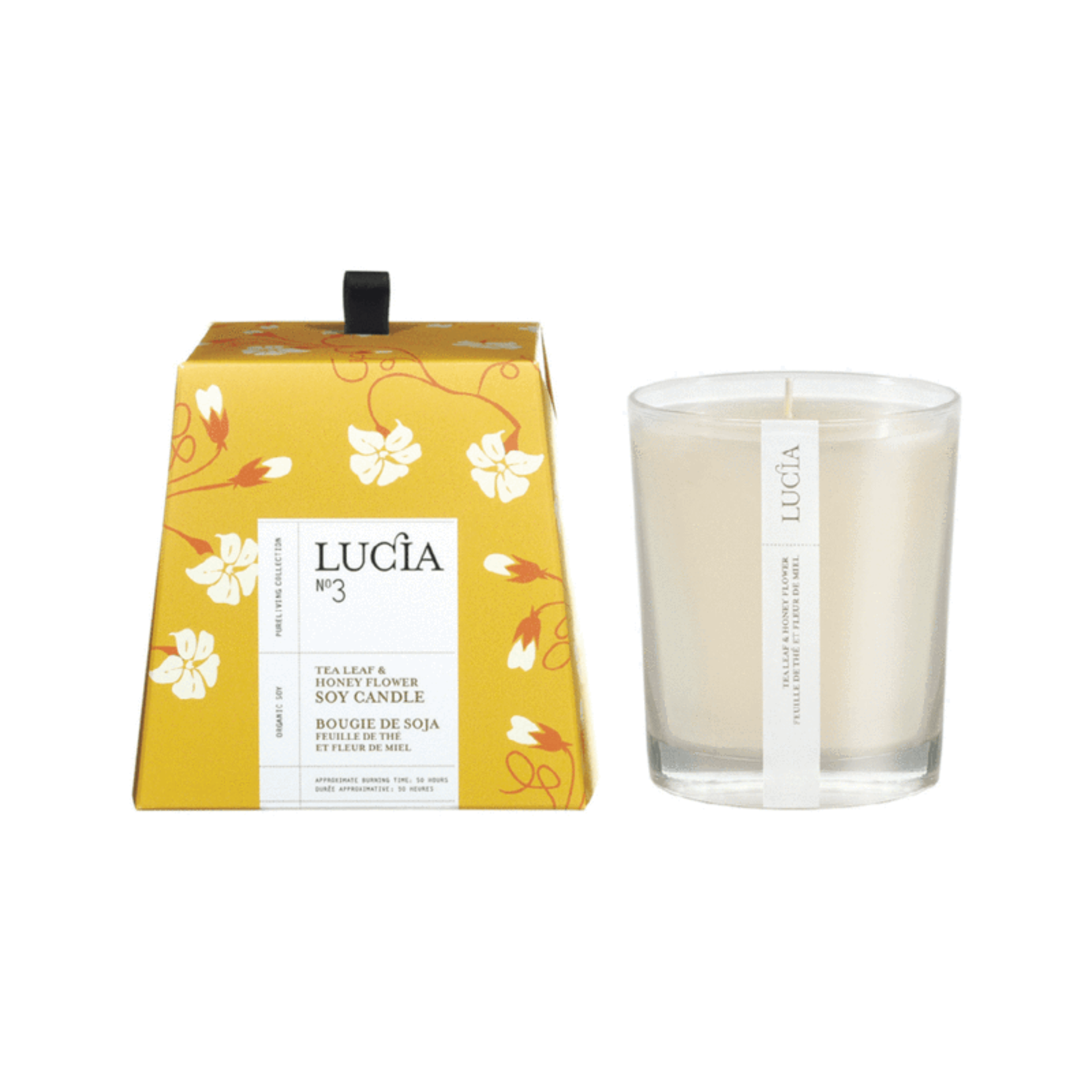 Lucia LUCIA no 3 - Bougie 20 H