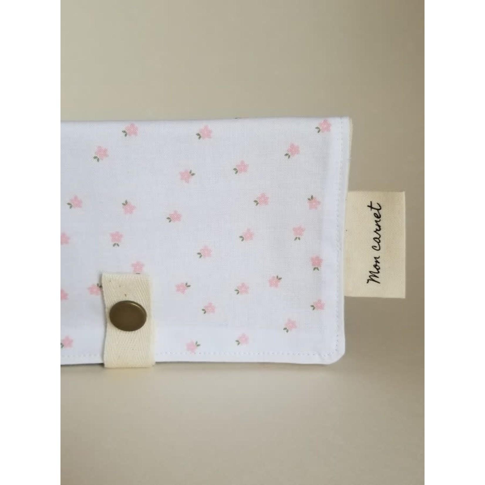 Sauge & co Sauge & co - Mon carnet / Pink daisy