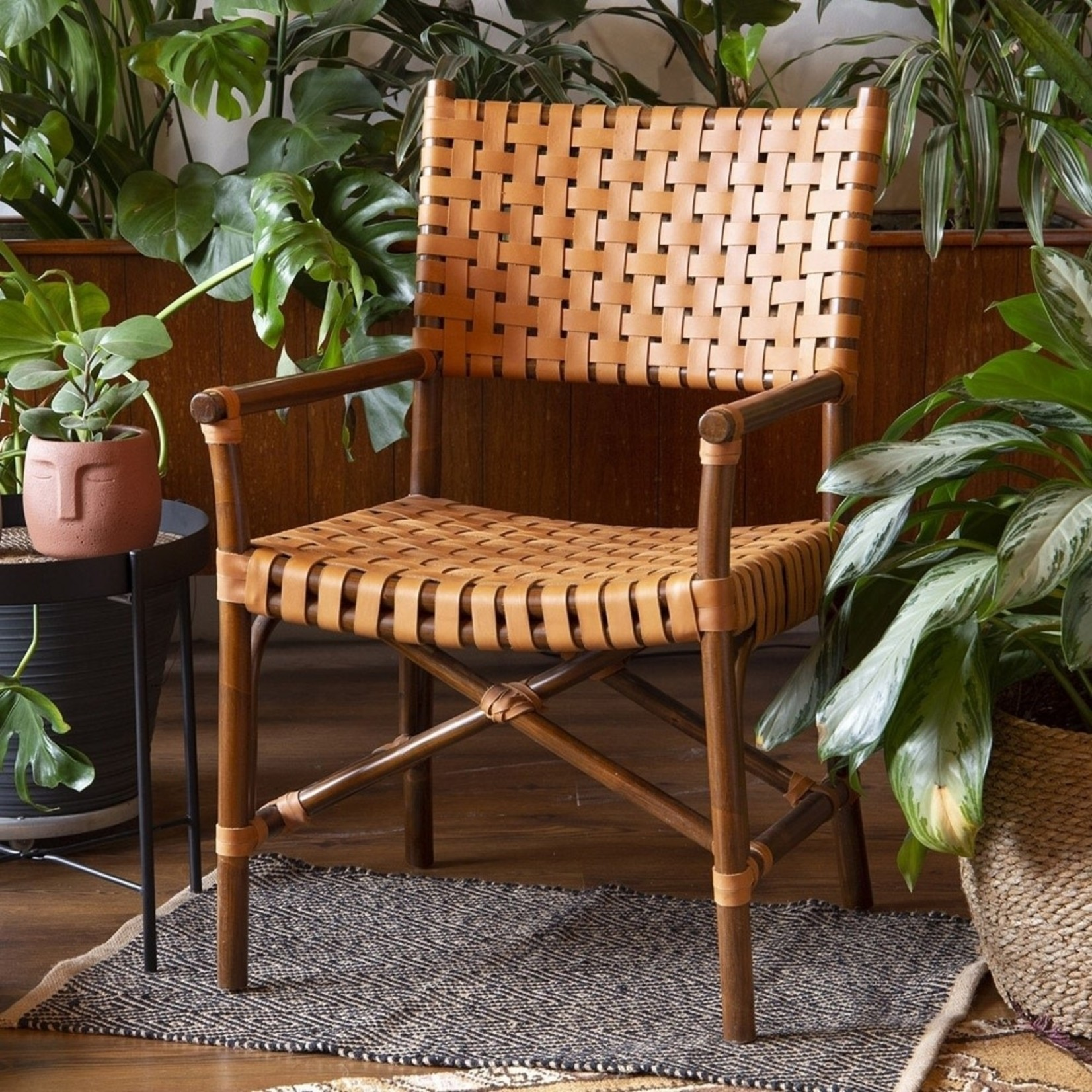 Bacon Basketware Limited Chaise JAVA