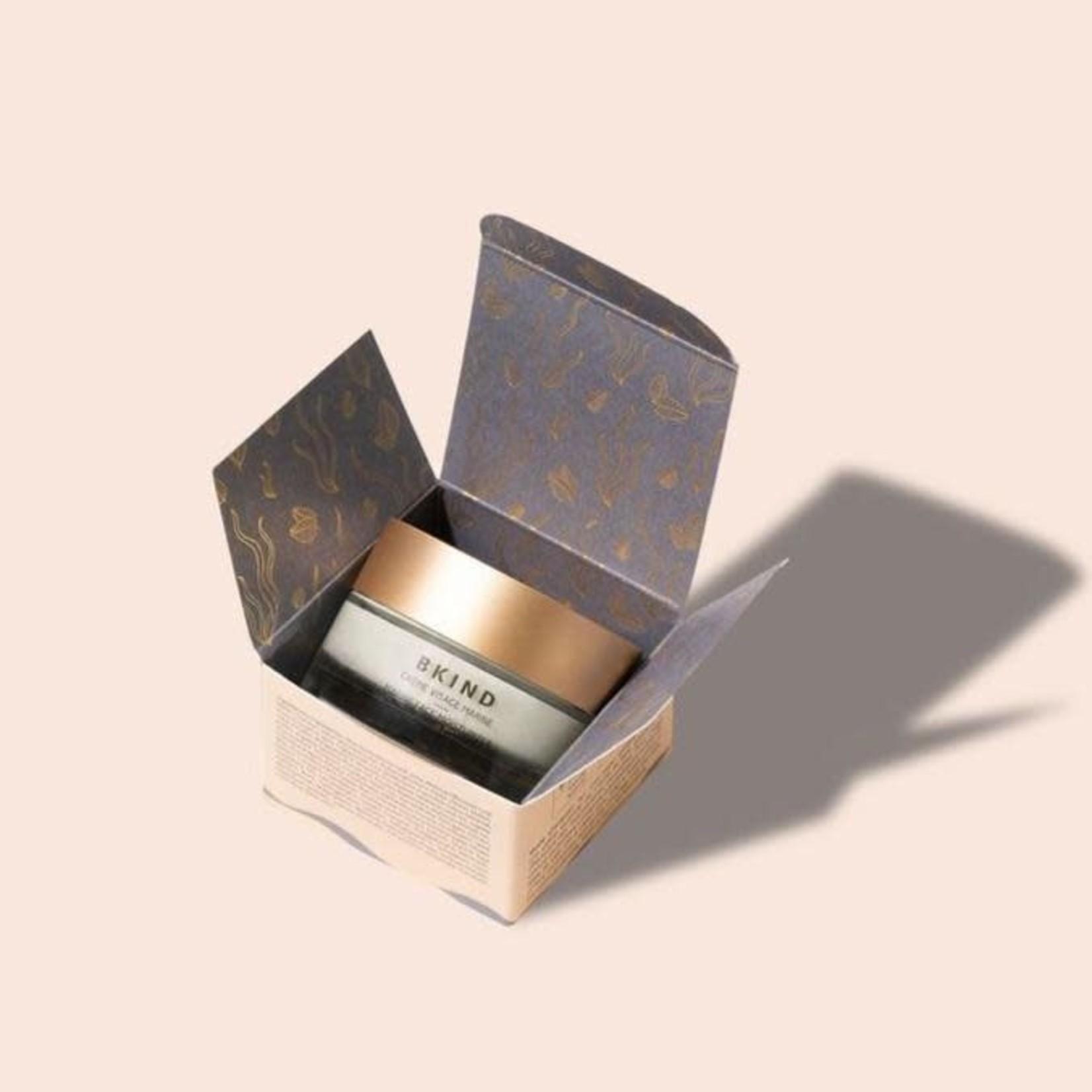 BKIND BKIND - Crème visage hydratante / Algues marines