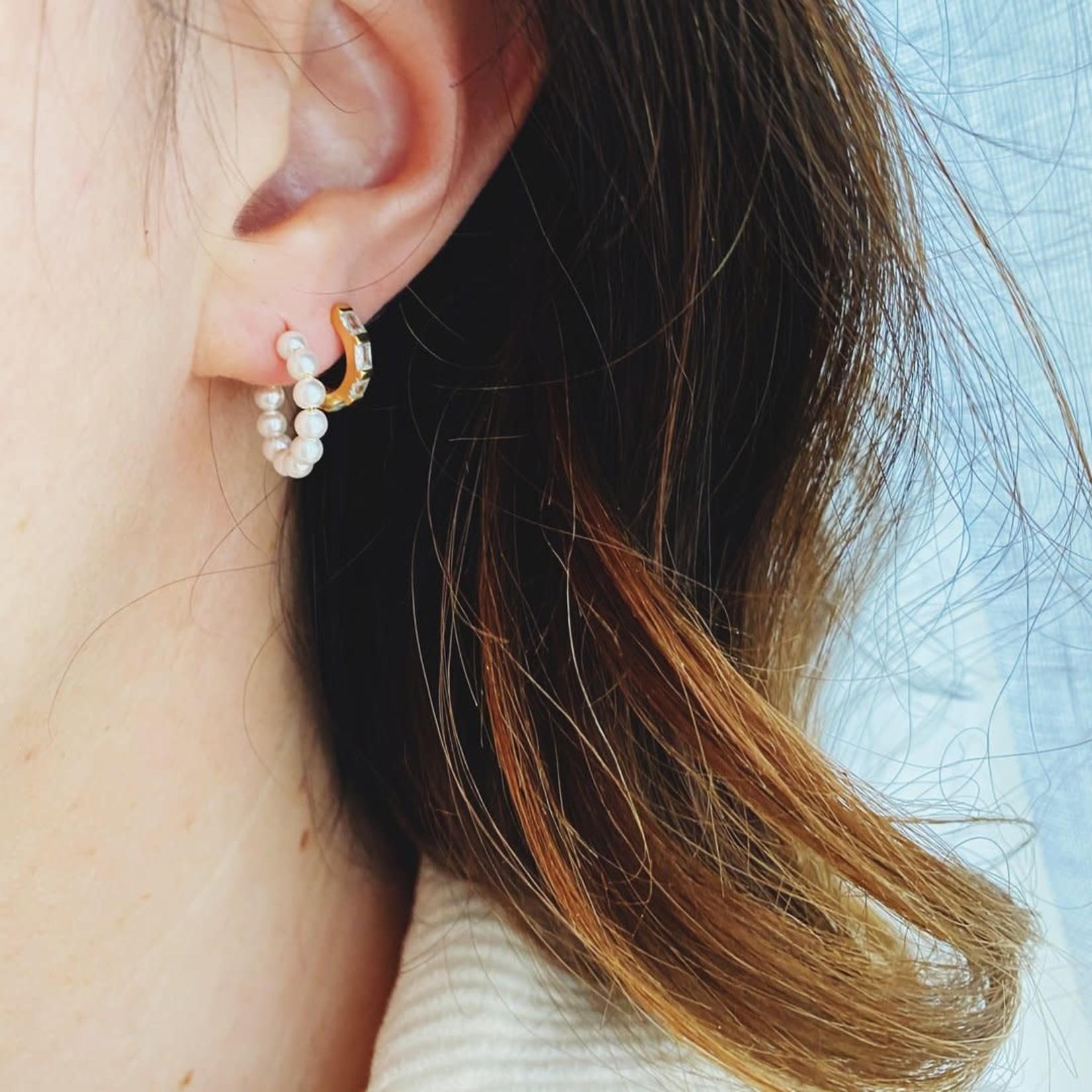 Horace Jewelry Horace boucles d'oreilles WATO