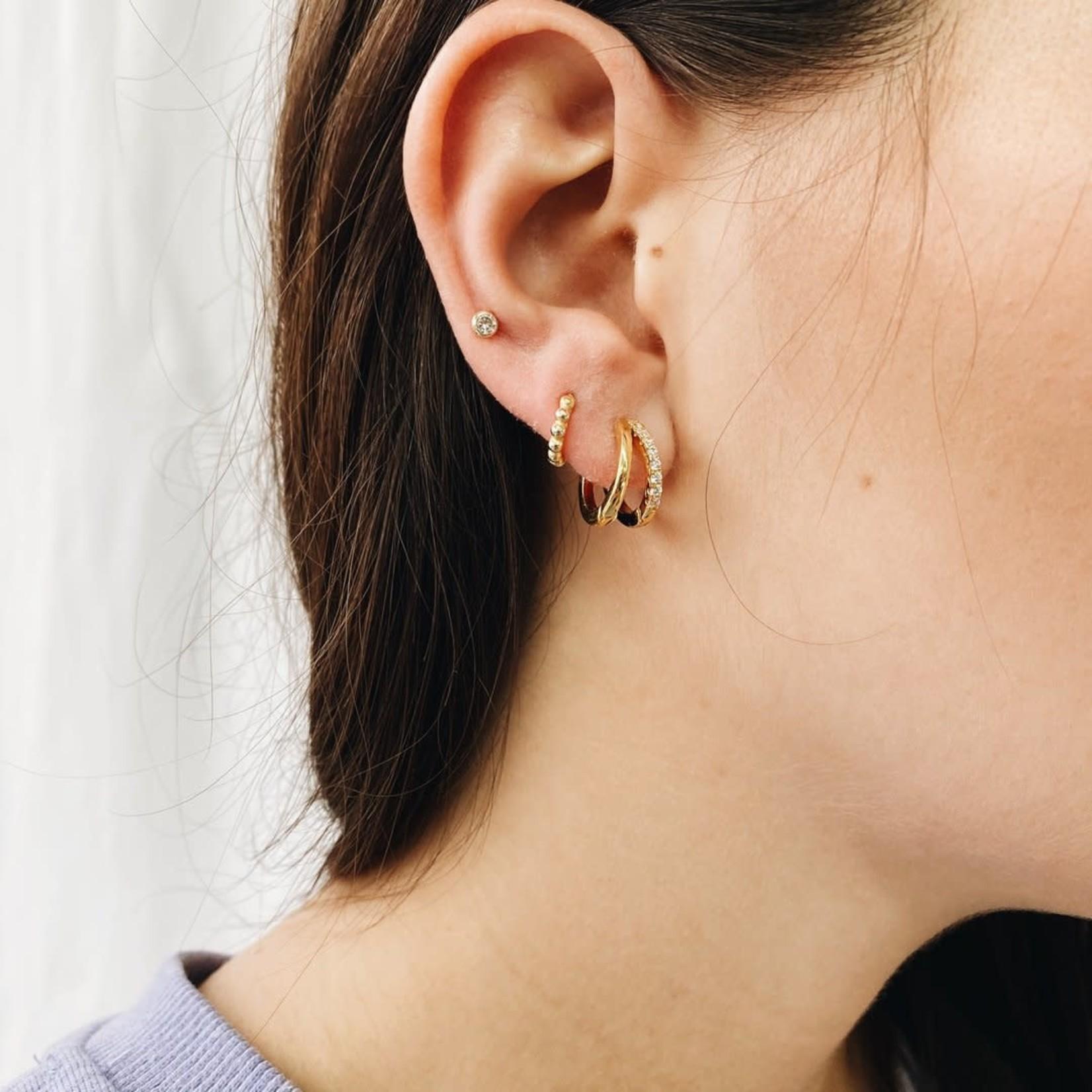 Horace Jewelry Horace boucles d'oreilles DOPIO