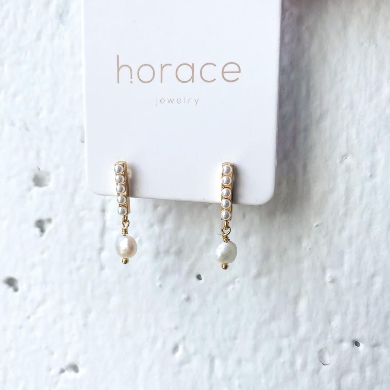 Horace Jewelry Horace boucles d'oreilles BIZO