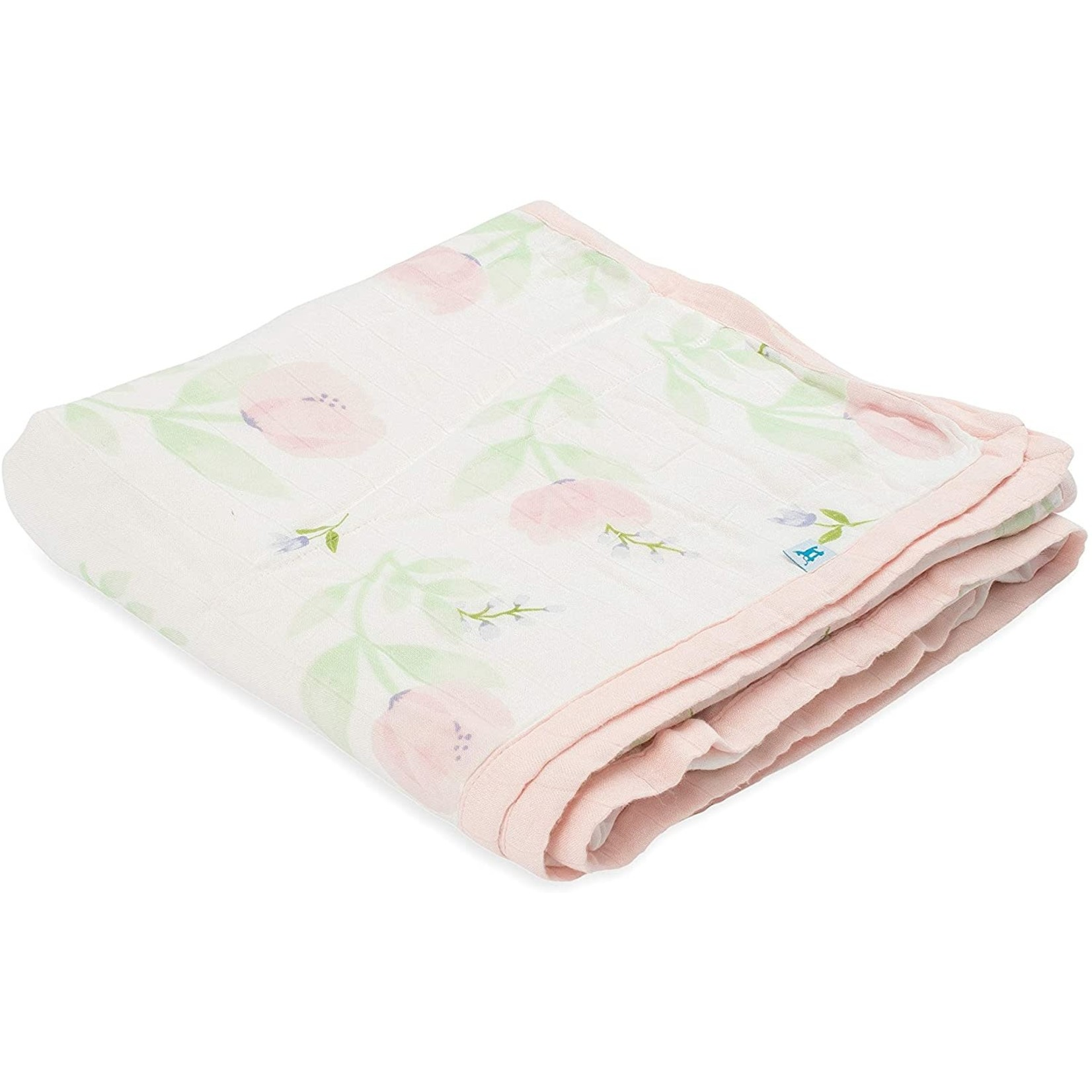 Little unicorn Courtepointe deluxe - pink peony