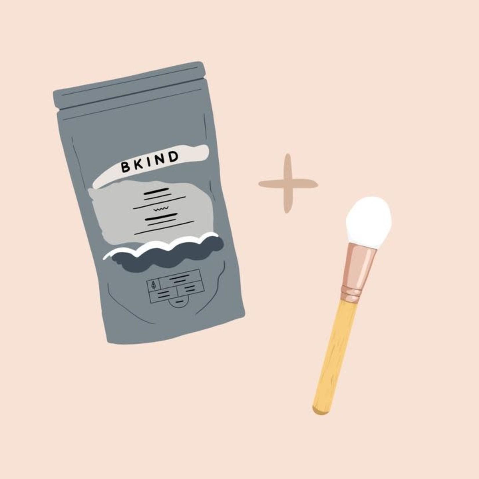 BKIND BKIND masque film lavande, mélisse et acaï