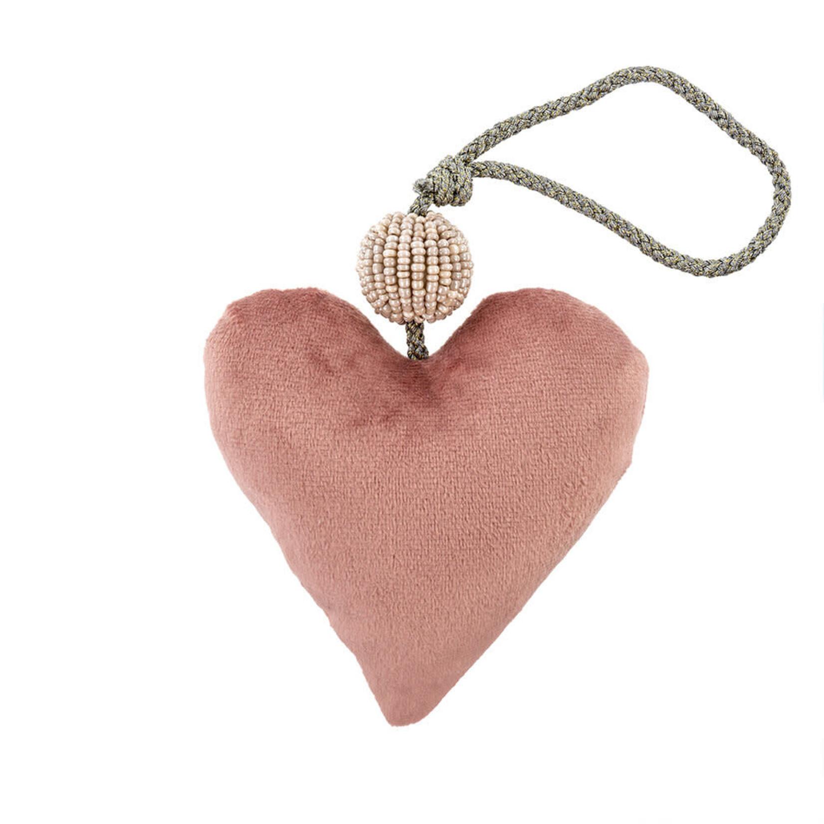 Indaba Coeur de velours - ROSE