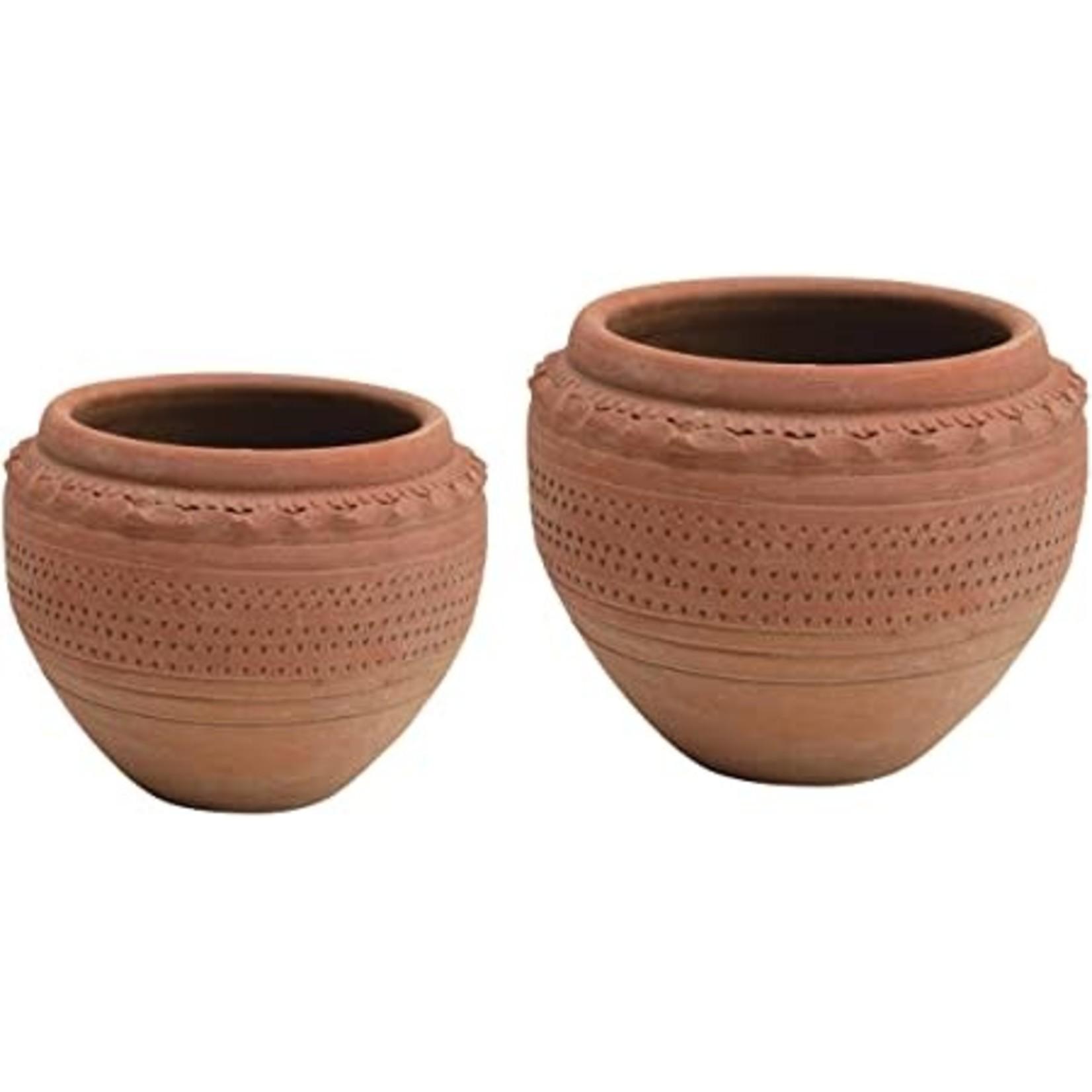 Creative Coop Cache-Pot  - CLAY I