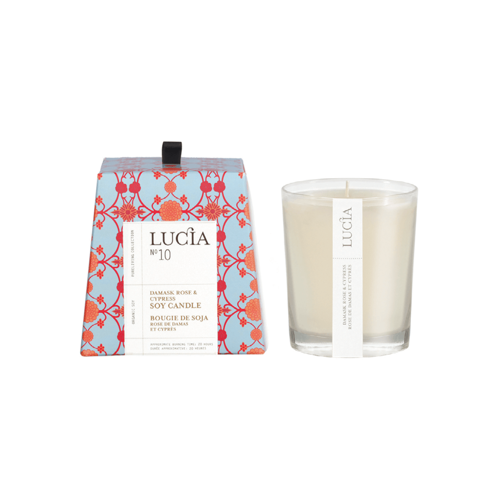 Lucia LUCIA no10 - Bougie 20 H