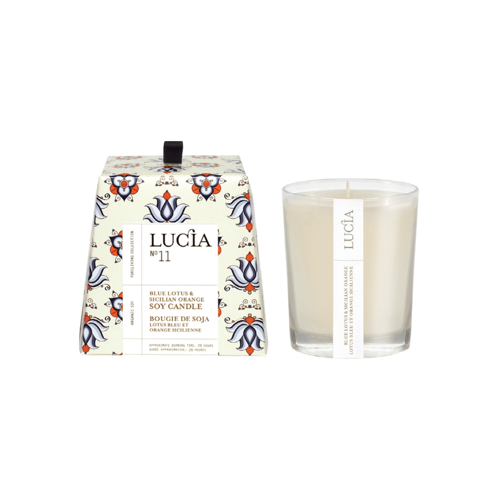 Lucia LUCIA no 11 - Bougie 50 H
