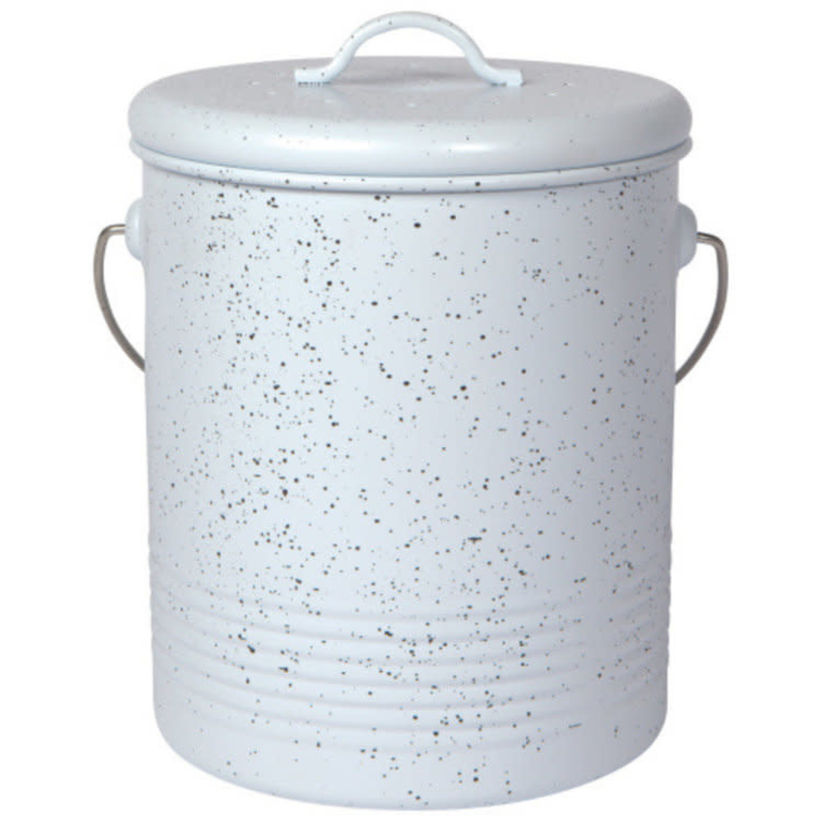 Now Designs Bac à compost - WHITE SPECKLE