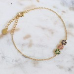 Horace Jewelry Horace bracelet DAISY OR