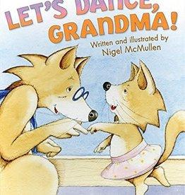 Book Lets Dance Grandma