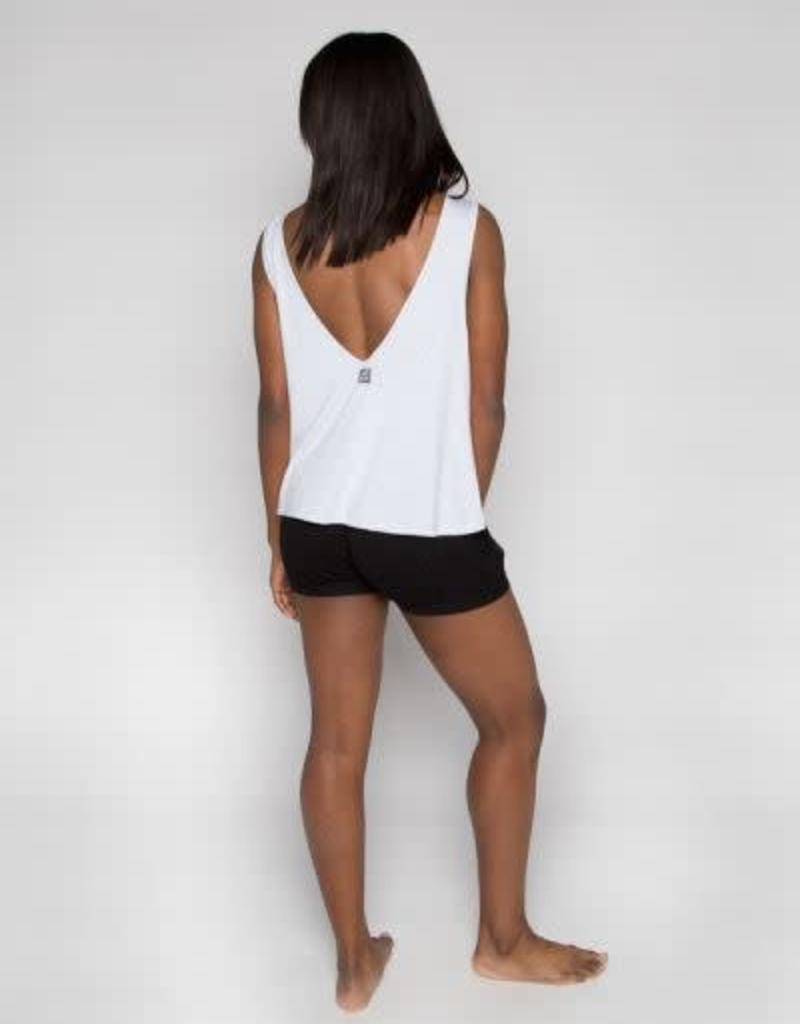 Sugar & Bruno Haters Low Back Tank  D8989