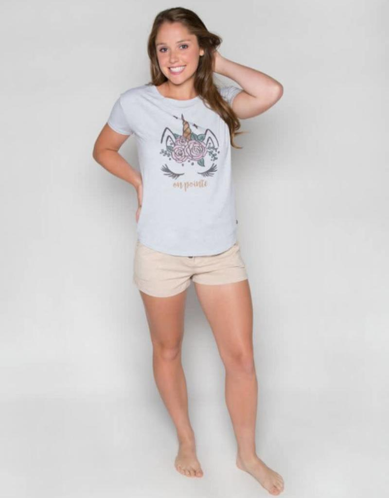 Sugar & Bruno Unicorn Upscale Tee D8987