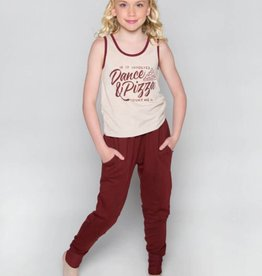 Sugar & Bruno Involves Dance Rebel Tank D8984 One Size