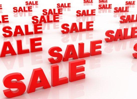 Sale Rack