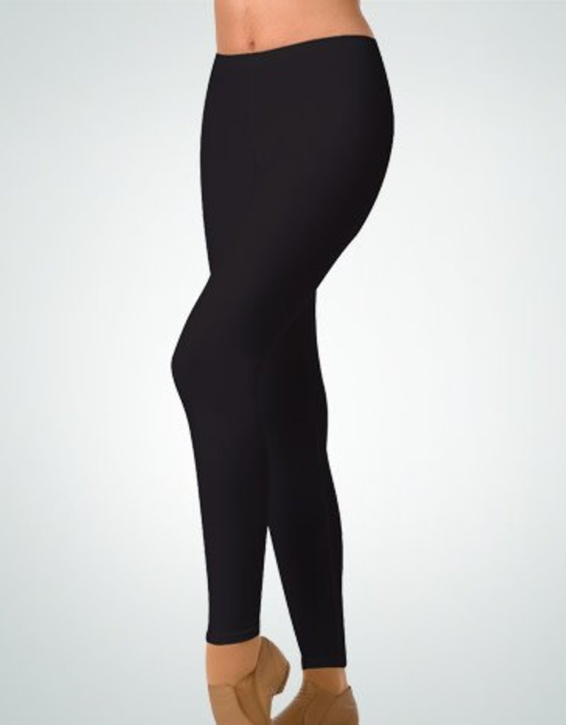 Body Wrappers Girls' Legging BWP021 BLK