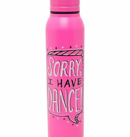 Sugar & Bruno Sorry Water Bottle D9346