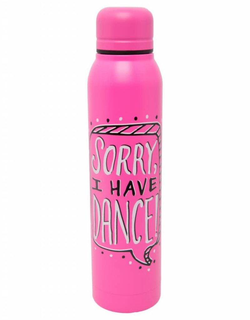 Sugar & Bruno Sorry Water Bottle D9346