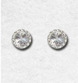 10mm Performance Earrings Clear 98011