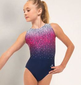 Motionwear Spangle Gym Leo 1355 812