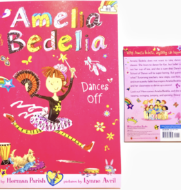 Amelia Badelia Dances Off Book