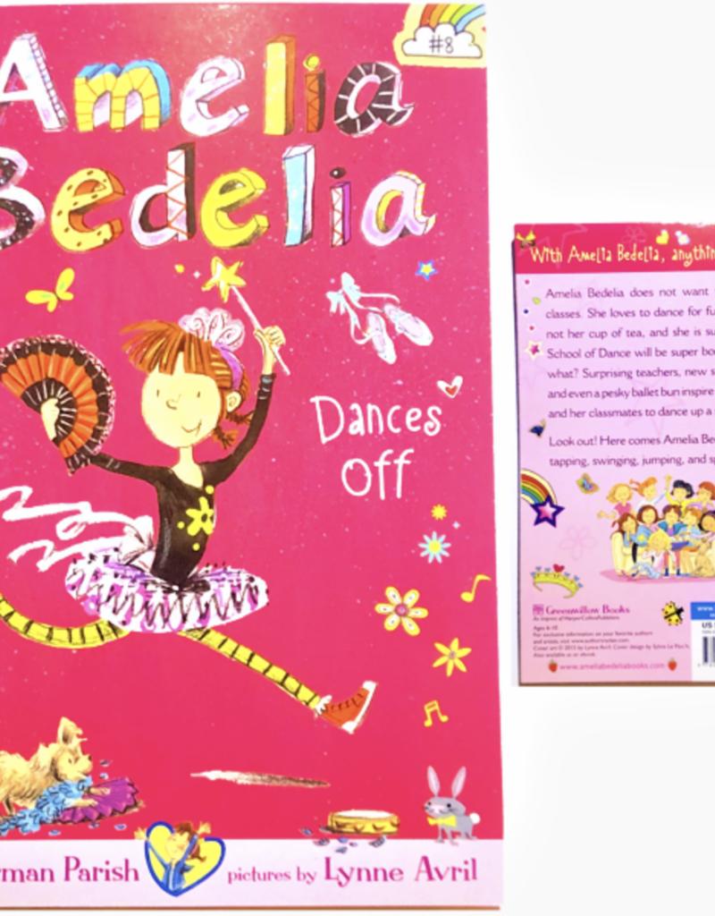 Amelia Badelia Dances Off Book