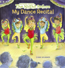 The Night Before My Dance Recital Book